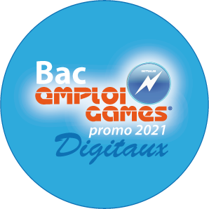 bac emploigames promo 2021